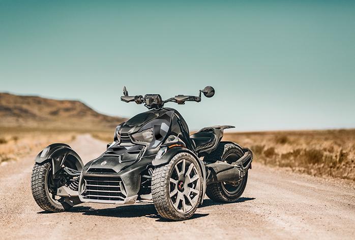 Nuevo Ryker de Can-am 2020 Rally Edition